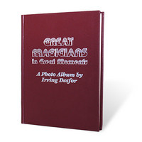 GREAT MAGICIANS IN GREAT MOMENTS--DELUXE COLLECTOR