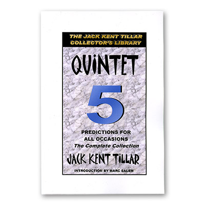 QUINTET 5--PREDICTIONS FOR ALL OCCASIONS
