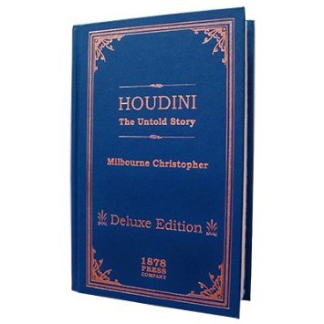 HOUDINI--THE UNTOLD STORY, DELUXE EDITION