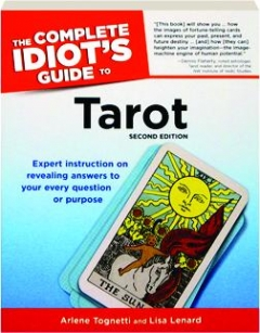 COMPLETE IDIOT'S GUIDE TO TAROT