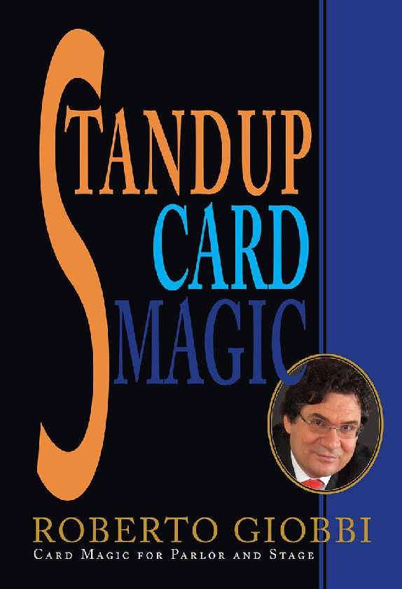 STAND-UP CARD MAGIC