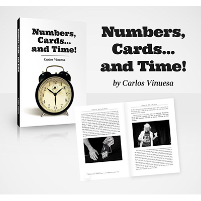 NUMBERS, CARDS…AND TIME