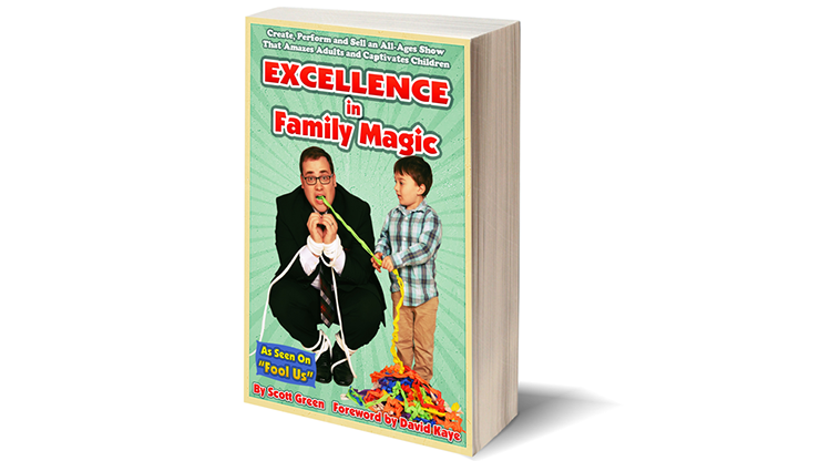 EXCELLENCE IN FAMILY MAGIC