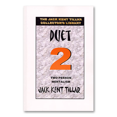 DUET 2--TWO-PERSON MENTALISM