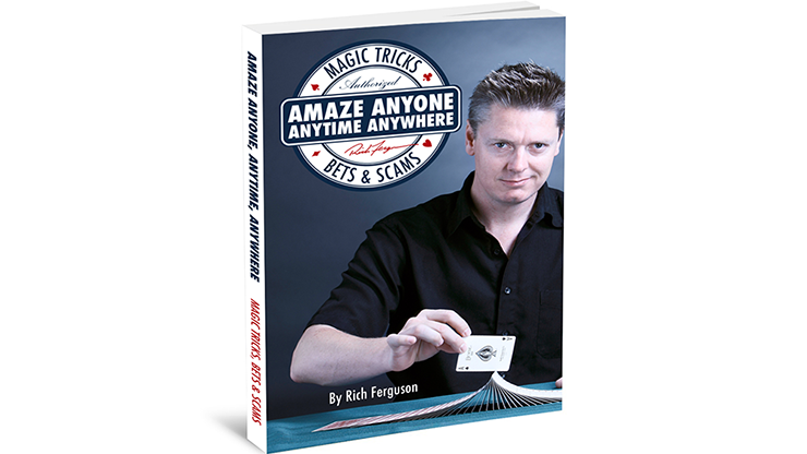 AMAZE ANYONE, ANYTIME, ANYWHERE