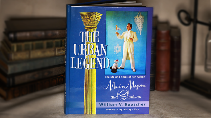 URBAN LEGEND--THE LIFE AND TIMES OF RON URBAN
