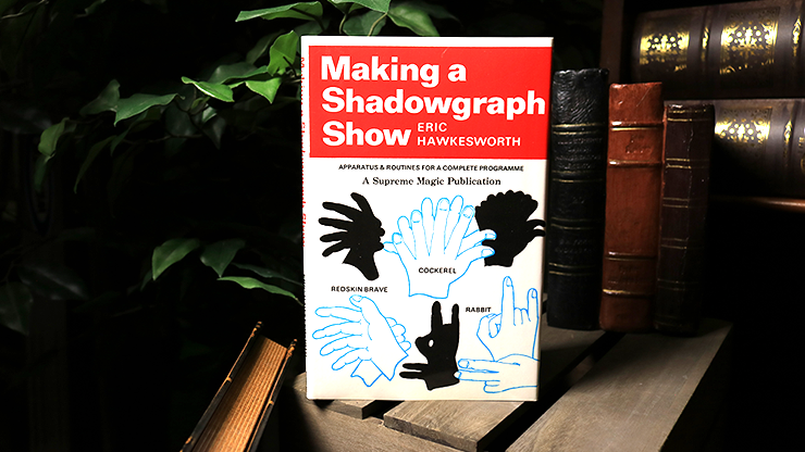 MAKING A SHADOWGRAPH SHOW