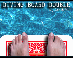 DIVING BOARD DOUBLE
