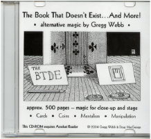 BOOK THAT DOESN'T EXIST