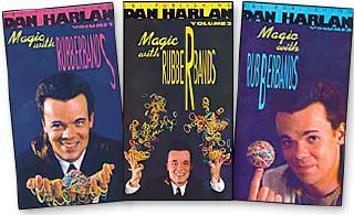MAGIC WITH RUBBERBANDS VOL. 1