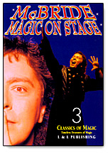 MAGIC ON STAGE VOL. 3--CLASSICS OF MAGIC