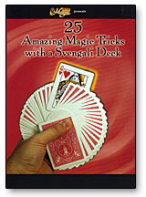 25 AMAZING TRICKS WITH A SVENGALI DECK