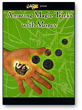 AMAZING MAGIC TRICKS WITH MONEY