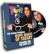AWARD WINNING ROPE MAGIC OF TABARY VOL. 1--THE ROP