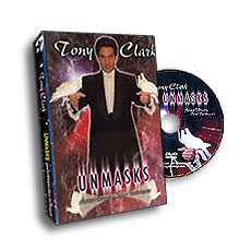 TONY CLARK UNMASKS