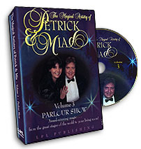 MAGICAL ARTISTRY OF PETRICK & MIA VOL. 3