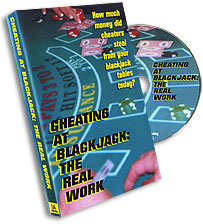 CHEATING AT BLACKJACK--THE REAL WORK