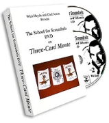 THREE CARD MONTE--2 DVD SET