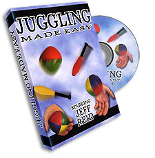 JUGGLING MADE EASY