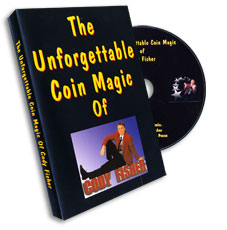 UNFORGETTABLE COIN MAGIC OF CODY FISHER