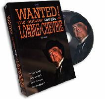 WANTED! THE OUTLAW MAGIC OF LONNIE CHEVRIE