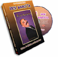 COMEDY MAGIC OF RICH MAROTTA--WALK-AROUND COMEDY M