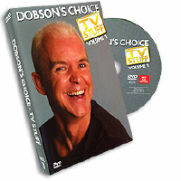 DOBSON'S CHOICE--T.V. STUFF #1