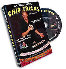 OFFICIAL POKER CHIP TRICKS