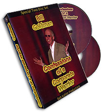 CONFESSIONS OF A CORPORATE WARRIOR--2 DVD SET