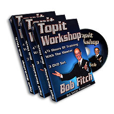 TOPIT WORKSHOP--3 DVD SET