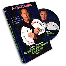 INCREDIBLE SELF-WORKING CARD TRICKS VOL. 1