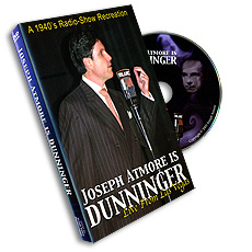 JOSEPH ATMORE IS…DUNNINGER