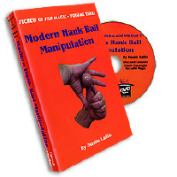 LAFLIN SILK SERIES VOL. 3--MODERN HANK BALL MANIPU
