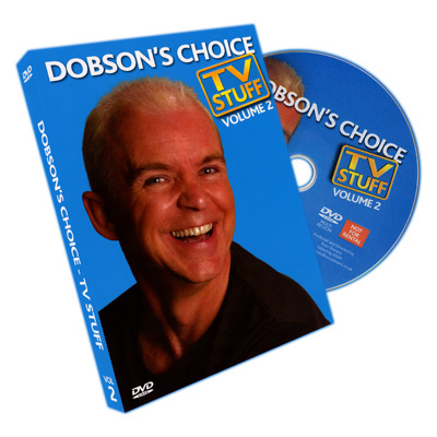 DOBSON'S CHOICE--T.V. STUFF #2