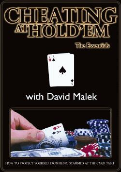 CHEATING AT HOLD 'EM--THE ESSENTIALS