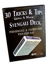30 TRICKS & TIPS USING A MAGIC SVENGALI DECK