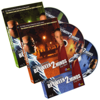 BETWEEN 2 MINDS--3 DVD SET