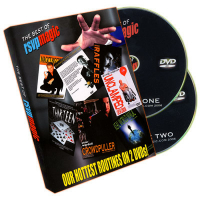 BEST OF RSVP MAGIC--2 DVD SET