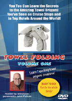 TOWEL FOLDING VOL. 1