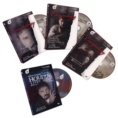 ESCAPOLOGY--4 DVD SET