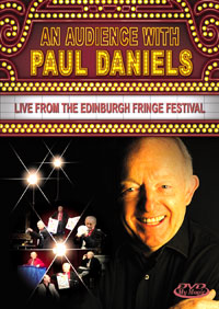 AN AUDIENCE WITH PAUL DANIELS