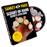 SLEIGHT-OF-HAND SECRETS WITH COINS