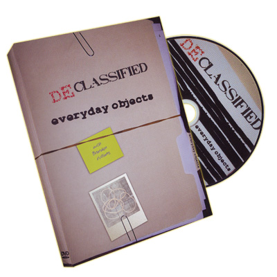 DECLASSIFIED VOL. 1--MAGI WITH EVERYDAY OBJECTS