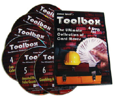 TOOLBOX--6 DVD SET