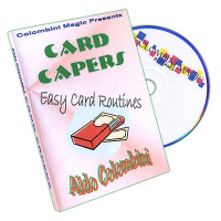 CARD CAPERS--EASY CARD ROUTINES