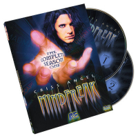 CRISS ANGEL MINDFREAK, COMPLETE SEASON 1--2 DVD SET