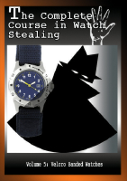 COMPLETE COURSE IN WATCH STEALING VOL. 5: VELCRO B