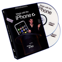 MAGIC WITH THE iPHONE VOL. 1--DVD+CD-ROM