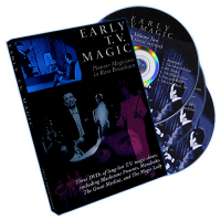 EARLY TV MAGIC COLLECTION--3 DVD SET