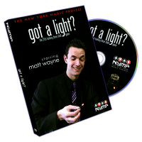 GOT A LIGHT?